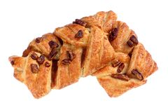 Pecan pastries Royalty Free Stock Photography