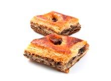 Pecan pie Royalty Free Stock Images
