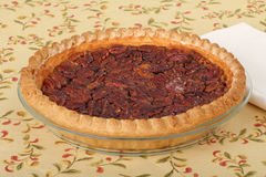 Pecan Pie Stock Image