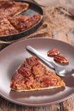 Pecan pie Royalty Free Stock Photos