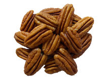 Pecans Royalty Free Stock Photos