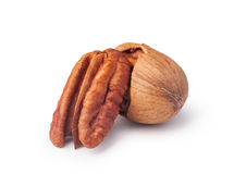 pecans photos stock