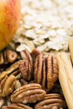 Pecans for Baking Royalty Free Stock Images