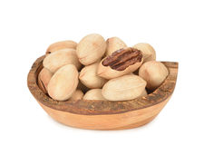 Pecans Royalty Free Stock Images