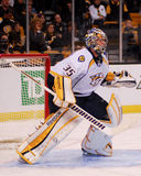 Pecca Rinne, Nashville Predators Royalty Free Stock Photo
