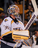 Pecca Rinne, Nashville Predators Royalty Free Stock Photos