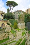 Volterra Tuscany, Italy Stock Image