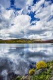Peces. Lagoon, Sanabria Natural Park, Spain Royalty Free Stock Image