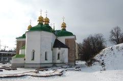 pechersk скита lavra kiev Стоковые Изображения