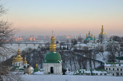 Pechersk Lavra Stock Photography