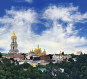 Pechersk Lavra Stock Images