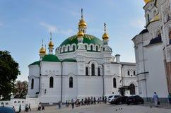 Κίεβο-Pechersk Lavra, Κίεβο στοκ φωτογραφίες