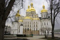 pechersk lavra kiev Стоковые Фото
