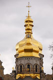 Pechersk Lavra monastery, Kiev Stock Image