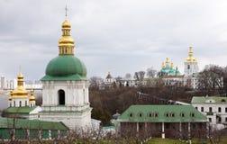 Pechersk Lavra monastery, Kiev Stock Photo