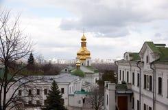 Pechersk Lavra monastery, Kiev Royalty Free Stock Images