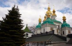 Pechersk Lavra monastery, Kiev Royalty Free Stock Image