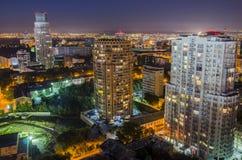 Pechersk miasto fotografia stock