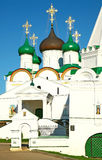 Pechersky Ascension Monastery Nizhny Novgorod Royalty Free Stock Image