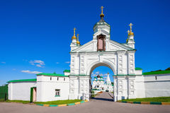 The Pechersky Ascension Monastery Royalty Free Stock Photos