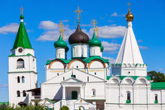 The Pechersky Ascension Monastery Stock Photos