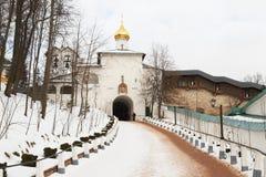 pechersky pskovo μοναστηριών Στοκ Φωτογραφία