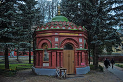pechersky pskovo μοναστηριών Στοκ εικόνα με δικαίωμα ελεύθερης χρήσης