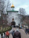 pechersky pskovo μοναστηριών Στοκ Εικόνες