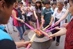 Pechino Cina Fotografia Stock Libera da Diritti