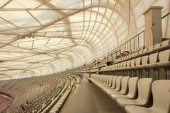 Pechino nido nazionale uccello/dello Stadio Olimpico s Fotografie Stock