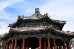 Pechino, palazzo di estate Fotografia Stock Libera da Diritti