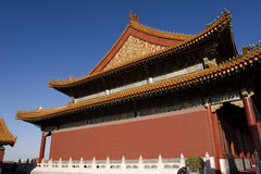 Pechino - Piazza Tiananmen 2 Immagini Stock