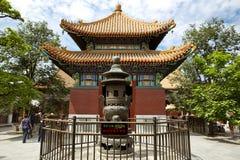 Pechino, tempio della lama Immagini Stock Libere da Diritti