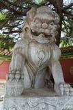 Pechino, tempio della lama Fotografie Stock
