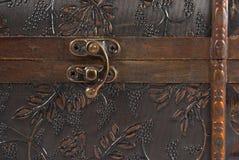 Pecho de Brown Imagen de archivo