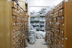 Pecho de medicina china imagen de archivo