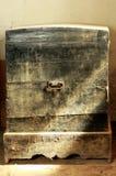 Pecho negro viejo del vintage Fotografía de archivo libre de regalías