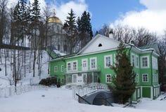 Pechorsky monastery Stock Image