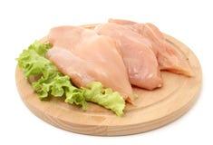 Pechos de pollo Imágenes de archivo libres de regalías
