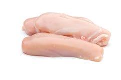 Pechos de pollo foto de archivo libre de regalías
