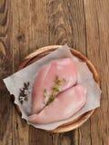 Pechuga de pollo Imagen de archivo libre de regalías