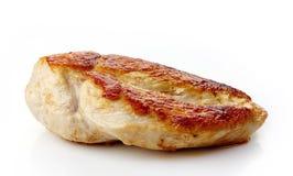 Pechuga de pollo asada a la parrilla Fotografía de archivo