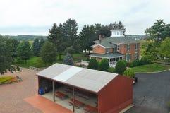 Peck Farm Park Interpretative Center Imagen de archivo libre de regalías