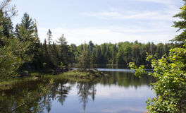 Peck Lake, Algonquin Provincial Park 3 Royalty Free Stock Images