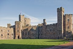 Peckforton Castle Stock Photos