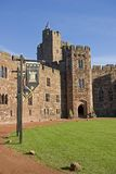 Peckforton Castle Stock Images