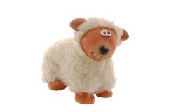 Pecore del giocattolo fotografie stock libere da diritti