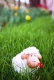 Pecore di Pasqua Immagine Stock Libera da Diritti