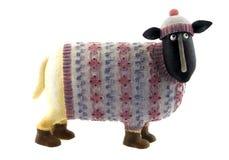 Pecore divertenti Fotografia Stock Libera da Diritti