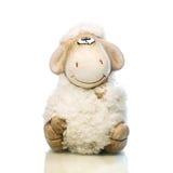 Pecore il simbolo 2015 anni Fotografia Stock Libera da Diritti
